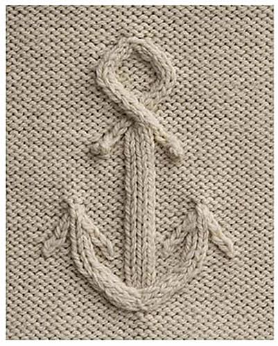 Anchor Knitting Pattern Blanket : 0 ? ?? Flickr