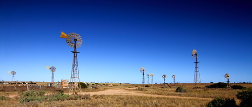 Penong windmills Australia | by tim phillips photos