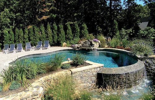 Pool by aquascape boston design guide flickr for Pool design guide