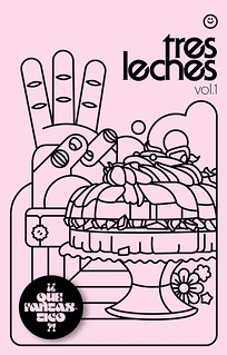 tres leches vol.1 - cover | by jeremy pettis