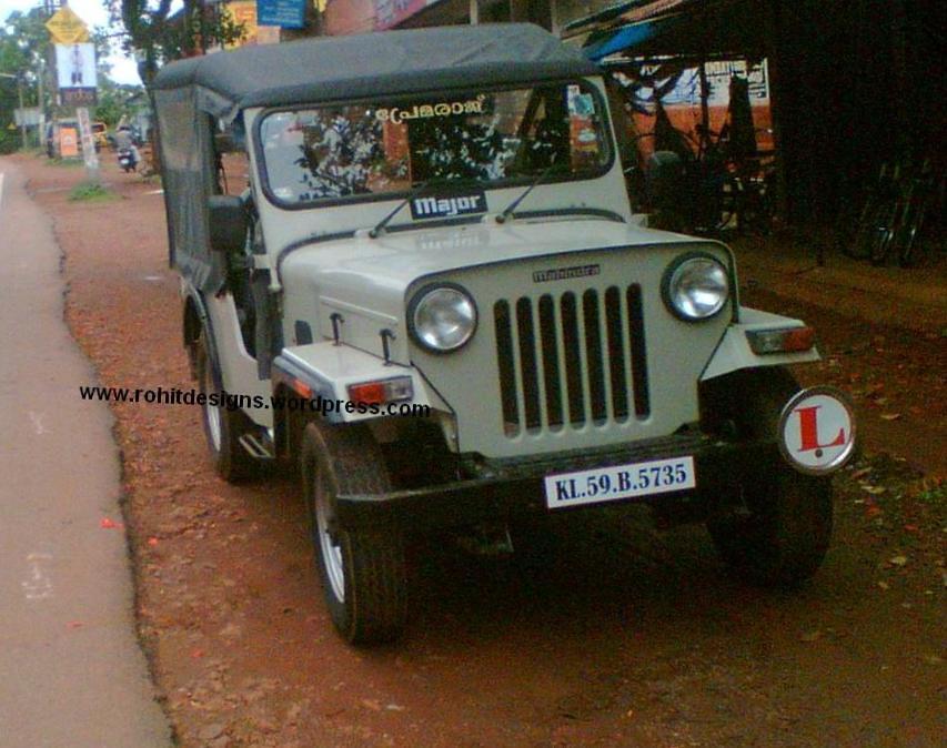 Mahindra Major Jeep | Radian Designs | Flickr