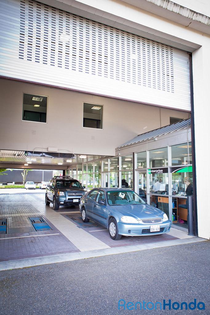 Renton Honda Service Parts 19 Renton Honda Service P Flickr