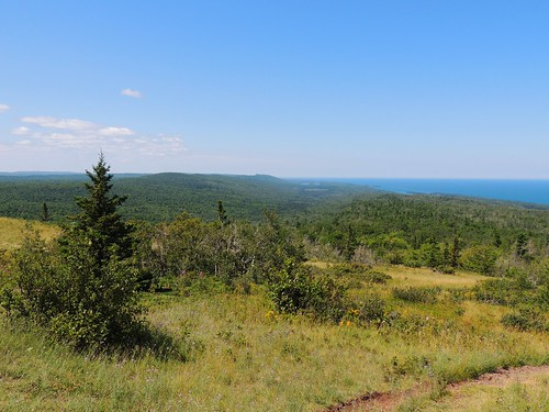 View from Brockway Mountain | by Chicago Man
