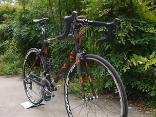 Carbon S&S, Di2 travel bike | by Alchemy Bicycles