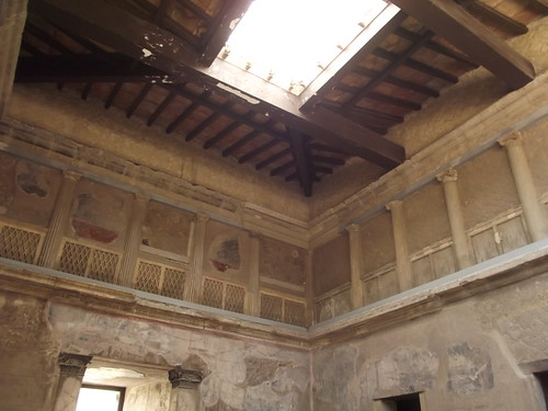Herculaneum - Cardo IV Inferiore - Casa Sannitica | by ell brown
