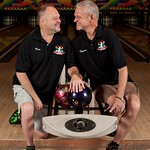 2013 Bowling Photoshoot - Thomas Fleisher and Ken Hoffman