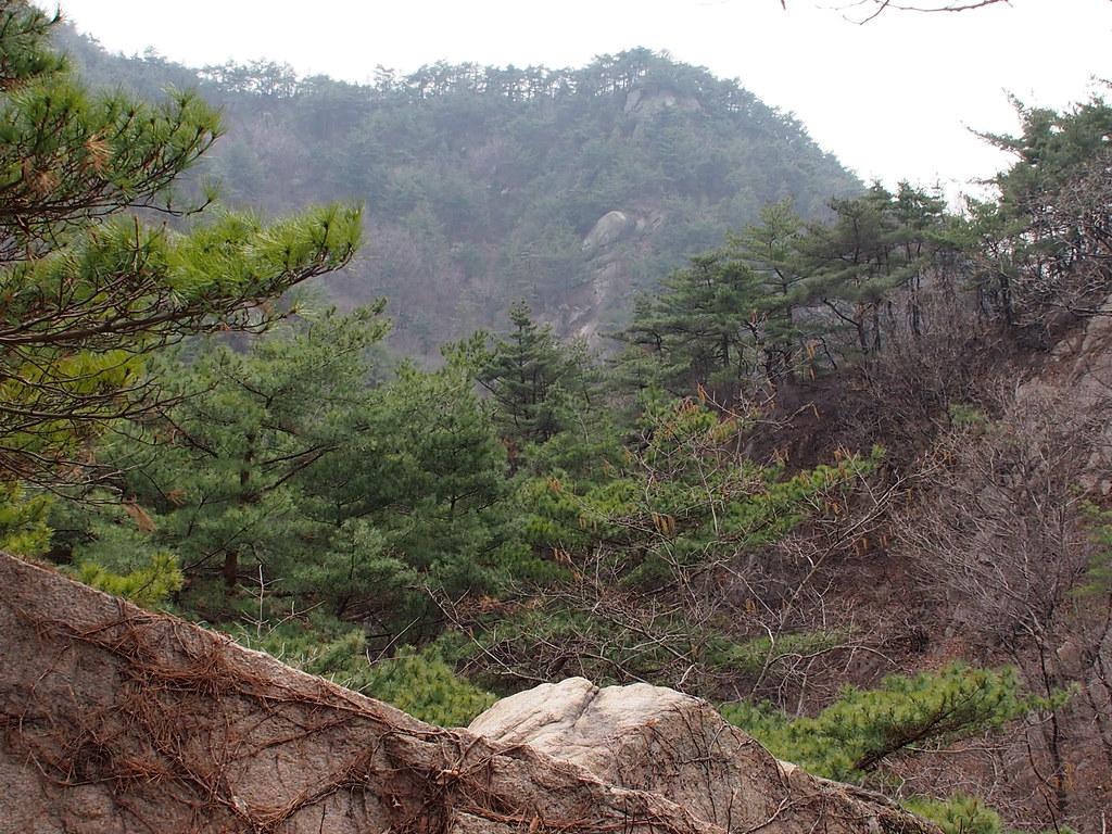 Seúl. Trekking en Parque Nacional