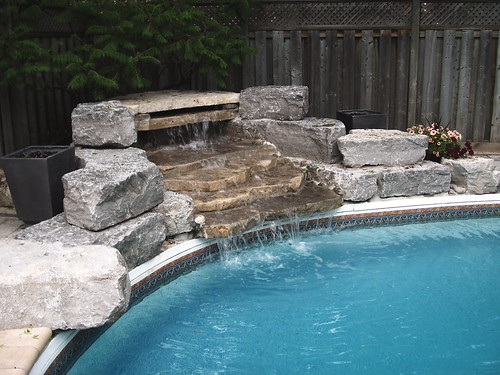 renaissancelandscaping.ca water features 06 | by The Deck Store, Inc.