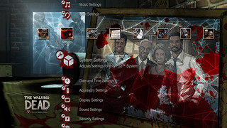 The Walking Dead for PS3 (PSN): PS3 Dynamic Theme | by PlayStation.Blog