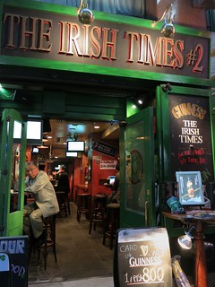 An Irish pub, Shimbashi | by julesberry2001