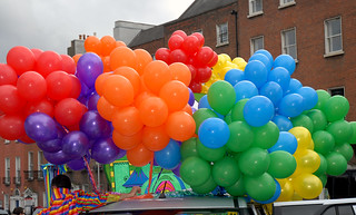Gay baloons | by Longreach - Jonathan McDonnell