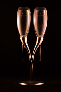 Moet et Chandon double glass | by Peter Branger