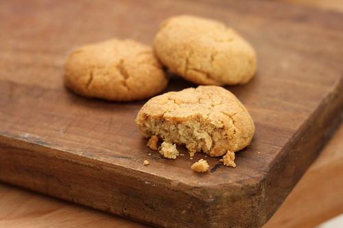 tahini cookies | by David Lebovitz