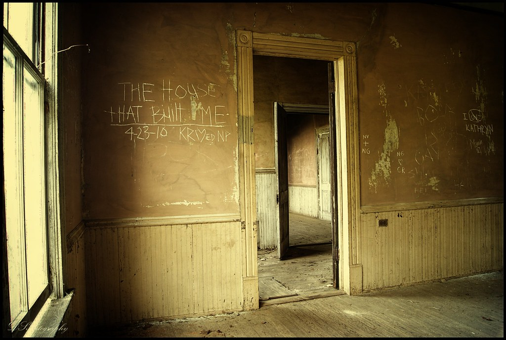 ... The House That Built Me | By Scott Farrar   Dsfdawg