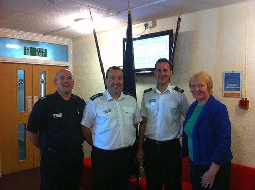Mary McKenna with Cambridgeshire Fire and Rescue Service | by LearningPool