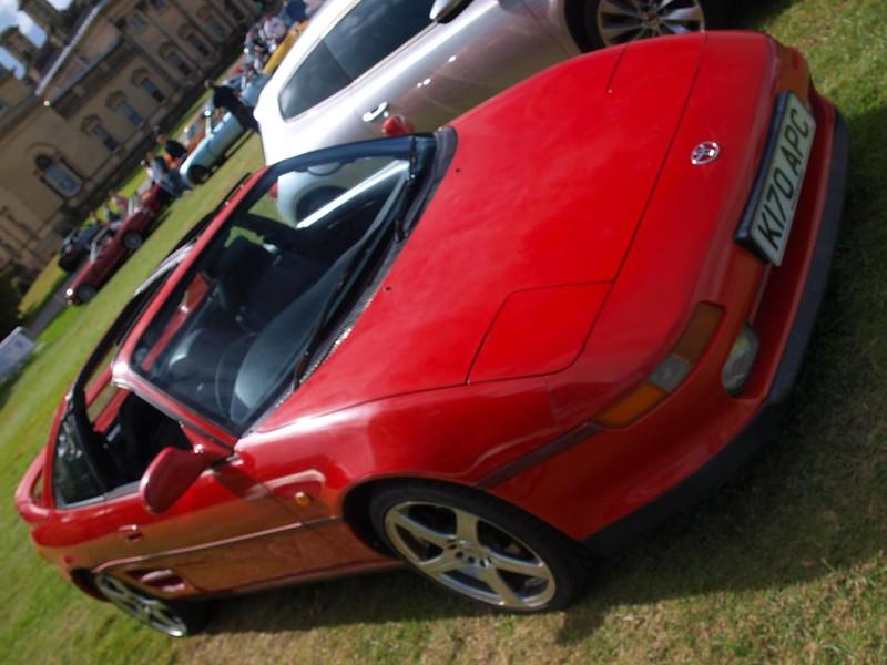 Toyota MR2 GT Sports Cars   1992
