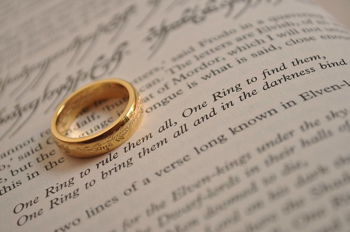 One Ring to rule them all | by idreamlikecrazy