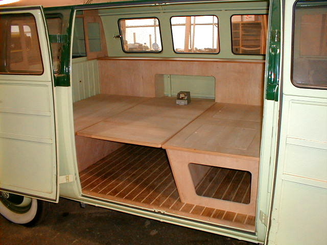 1954 Vw Barndoor Bus Flickr