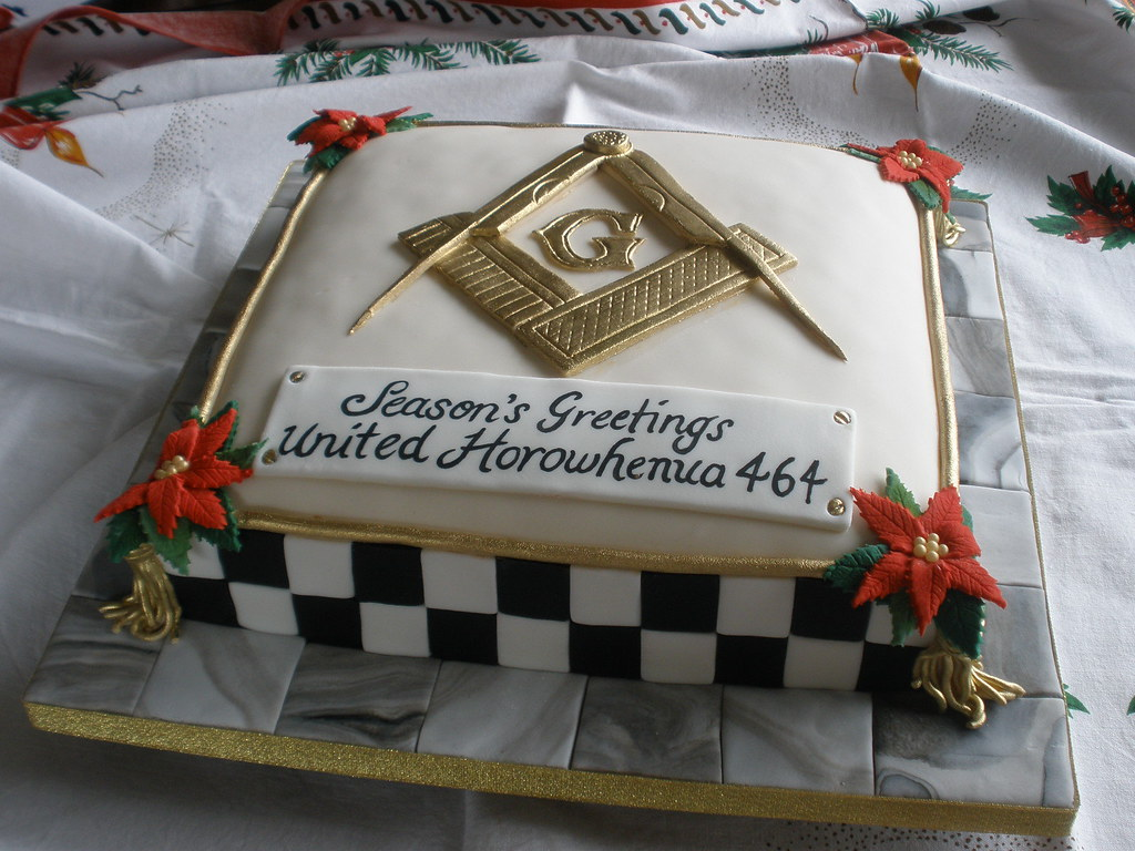 Masonic Christmas | Clare Thomas | Flickr
