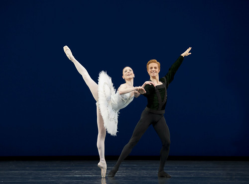 Sarah Lamb and Steven McRae in Symphony in C © Bill Cooper/ROH 2010 | by Royal Opera House Covent Garden