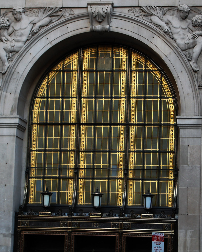 Art Deco Bank.Art Deco Bank Window Fotophotow Flickr