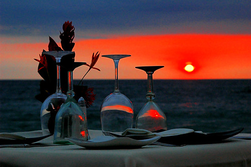 Sunset Served | by Serge Freeman Photography