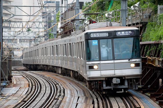 東京メトロ03系 03-106F 東横線...