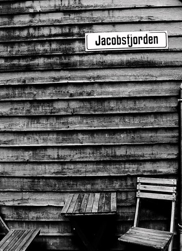 Bergen Street name Monochrome # dailyshoot Norway | by Leshaines123