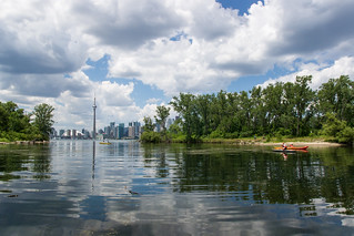 Toronto Islands | by PiotrHalka