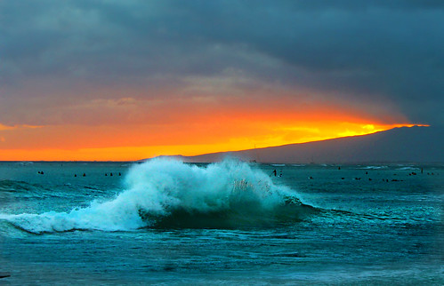 Oahu sunset | by flea55