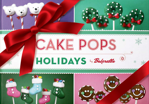 Cake Pops Holidays Book | by Bakerella