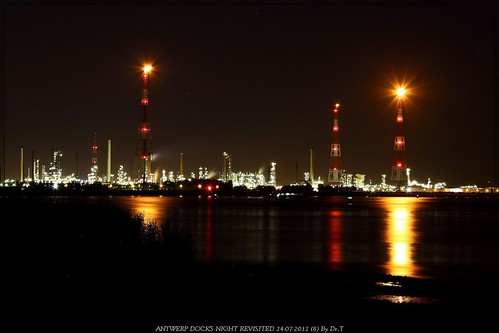 Antwerp Docks Night Revisited 24-07-2012 (8) | by Dr.TRX