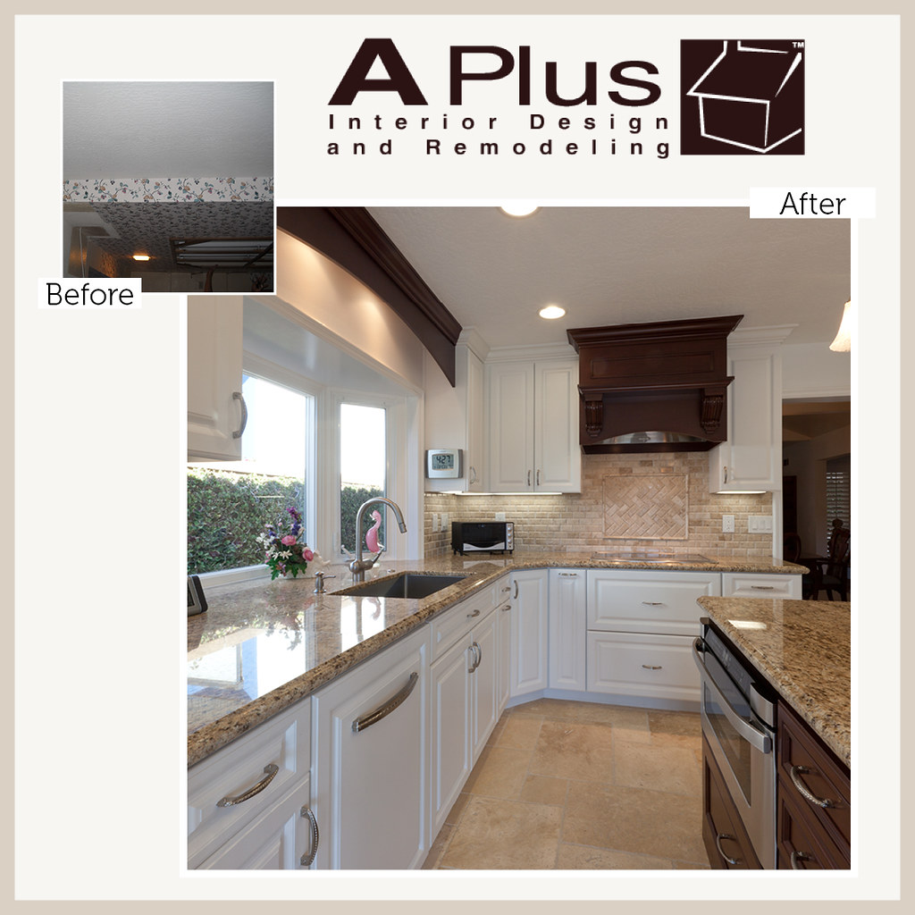 ... Kitchen Remodel Custom Cabinets Mission Viejo Orange County | By Aplus  Interior Design U0026 Remodeling