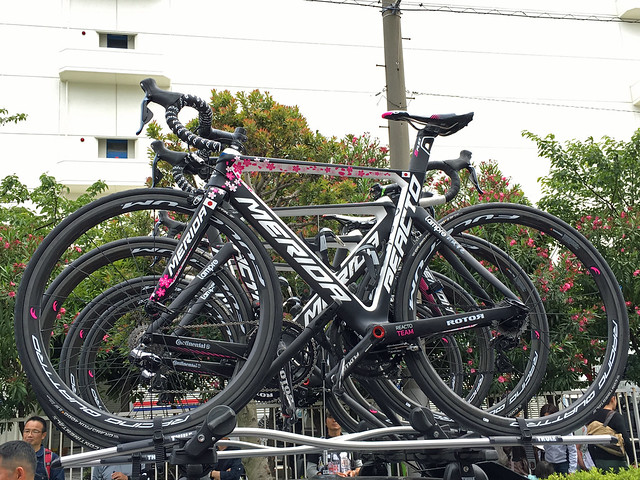 2016 MERIDA REACTO TEAM-E LIMITED EDITION