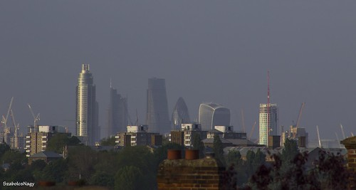 London from Wimbledon | by metrolinaszabi