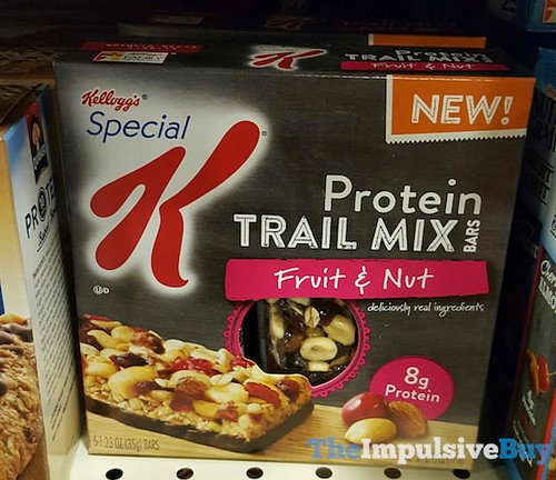 Special K Protein Bites Peanut Butter Chocolate