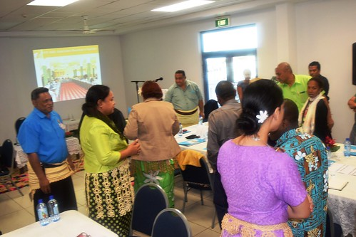 PPCR Monitoring & Evaluation workshop Tonga (28) | by CIFaction