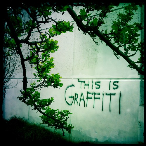This is Graffiti. | by Penseroso