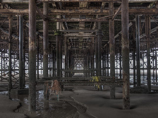 Blackpool: Under Central Pier | by Barry Lloyd