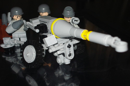 M190 anti tank and support platform | by Womack'n'cheese