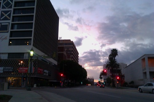 down on Wilshire Blvd..... | by Sunriserjay Appr'ciates all str'mers,always NEW .!