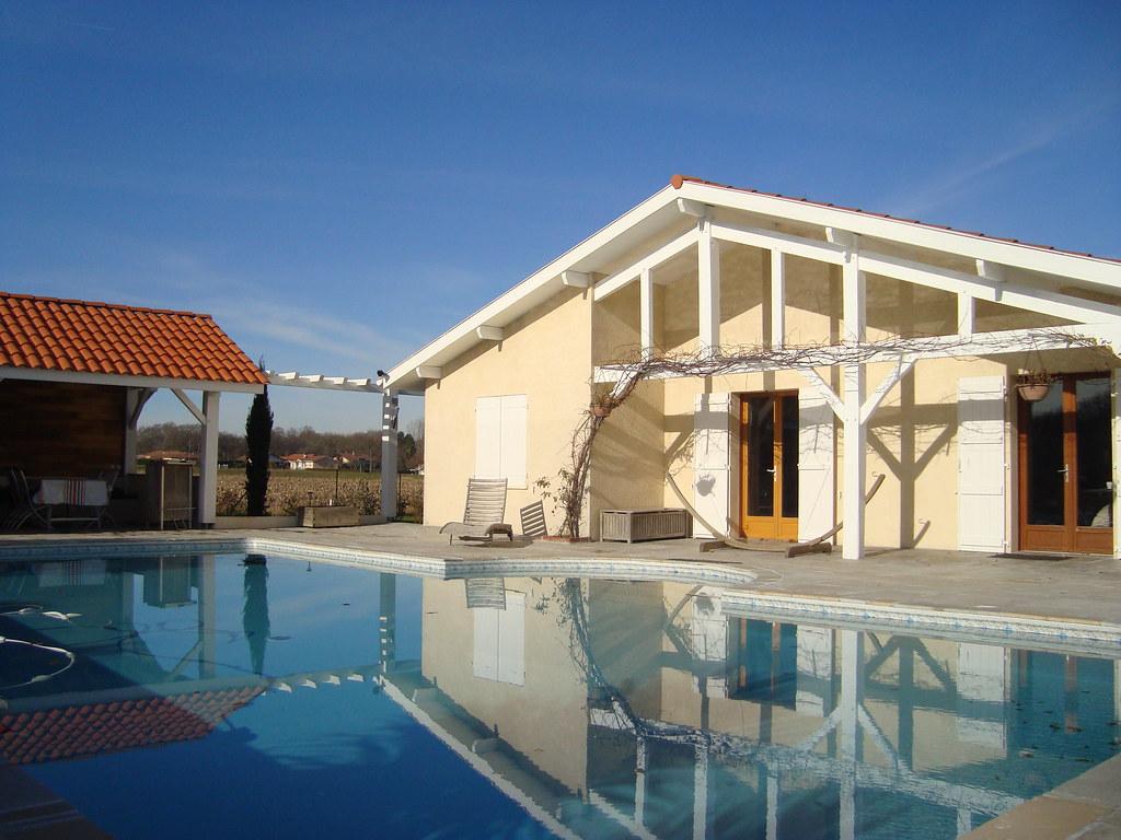 10593 location de vacances avec piscine et spa dans les landes gte carpe diem