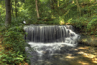 Buttermilk Falls Small Manmade Falls | by jacob.caddy