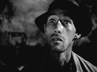John Carradine, in The Grapes of Wrath | by Vintage Gazette