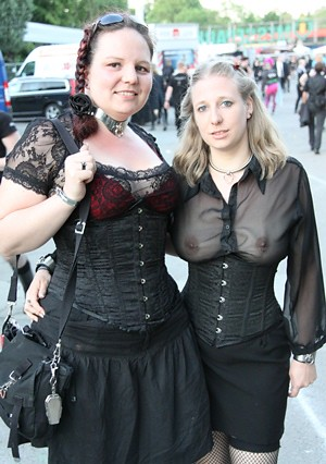Goth Girls And More