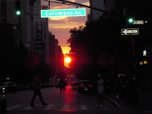 Manhattanhenge 3 | by elsasol1