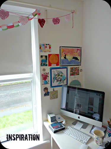 Inspiration wall | by sewjustinesew!