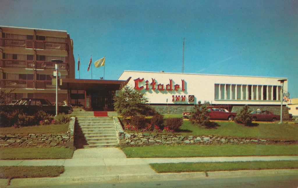 Citadel Inn - Halifax, Nova Scotia
