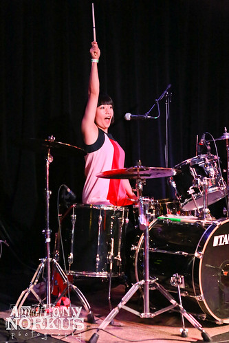 Shonen Knife @ The Pyramid Scheme 7.31.12 | by Anthony Norkus Photography