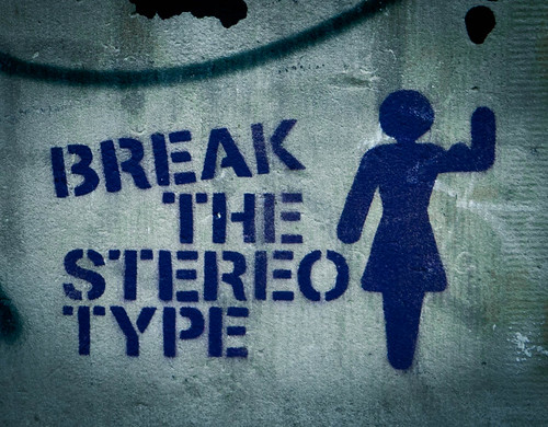 break the stereotype | by wippetywu